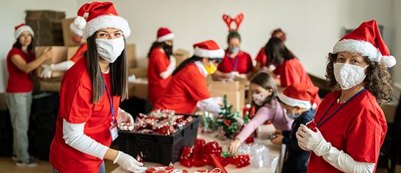 Christmas elves make a stop in Montréal-Nord