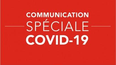 Impact de l'ensemble des fonds d'urgence COVID-19