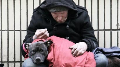 Soutenir les sans-abris