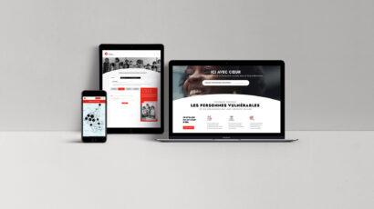 Centraide du Grand Montréal lance un nouveau site web