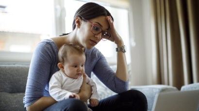 Des sources de stress qui s'accumulent au sein des familles