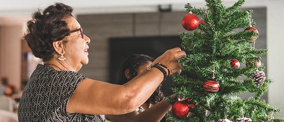 Bundles of Christmas magic for seniors