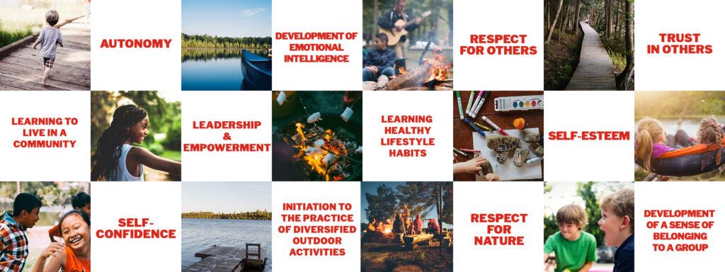 benefits summer camps
